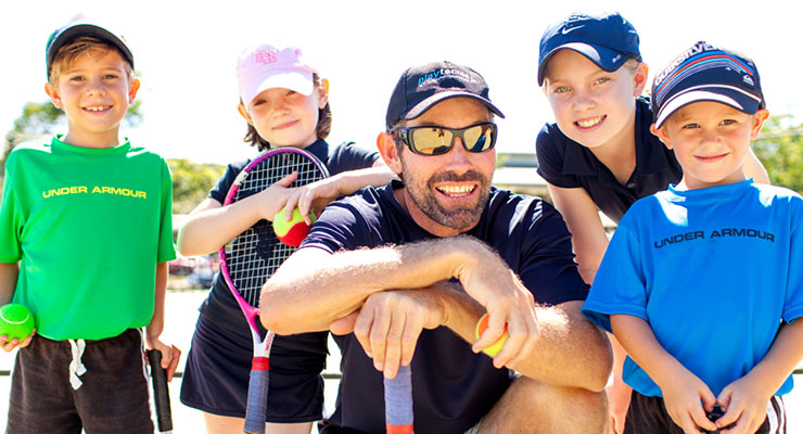 Junior Tennis Coaching at Mt Lawley Tennis Club