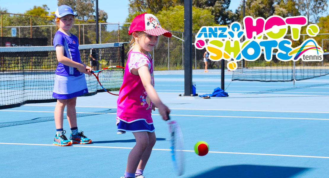 Hot Shots Juniors Tennis at Mt Lawley Tennis Club