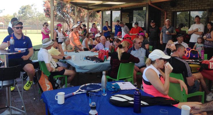 Mt Lawley Tennis Club Open Day