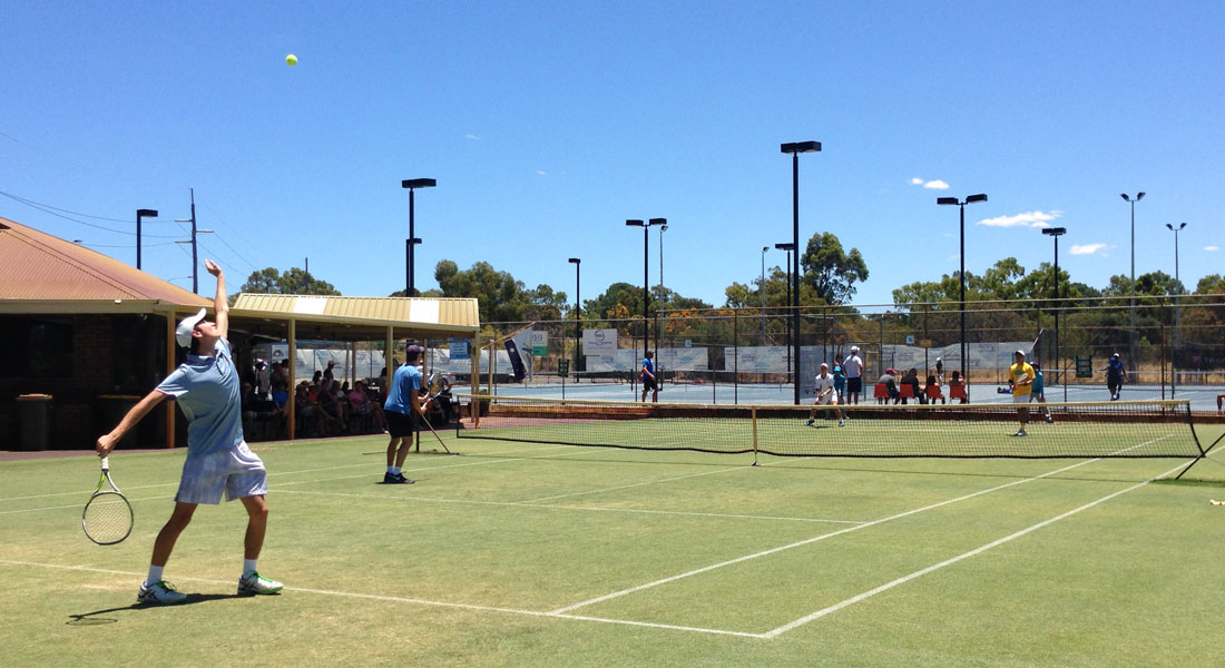 Mt Lawley Tennis Club Mens Doubles Tournament