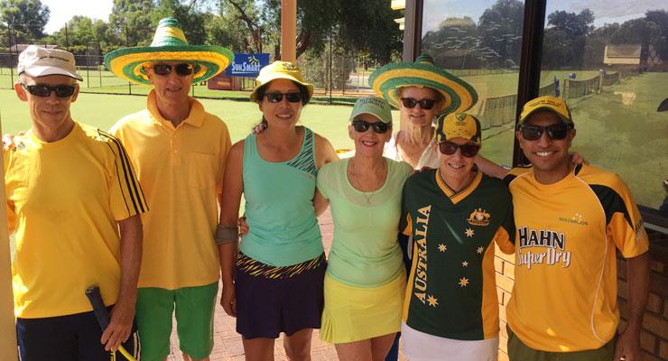Australia Day Tournament at Mt Lawley Tennis Club
