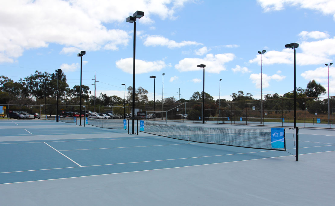 Hard Court Hire at Mt Lawley Tennis Club