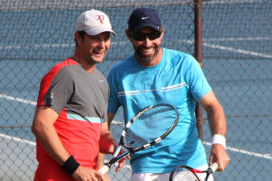 Men's Doubles Tennis League at Mt Lawley Tennis Club