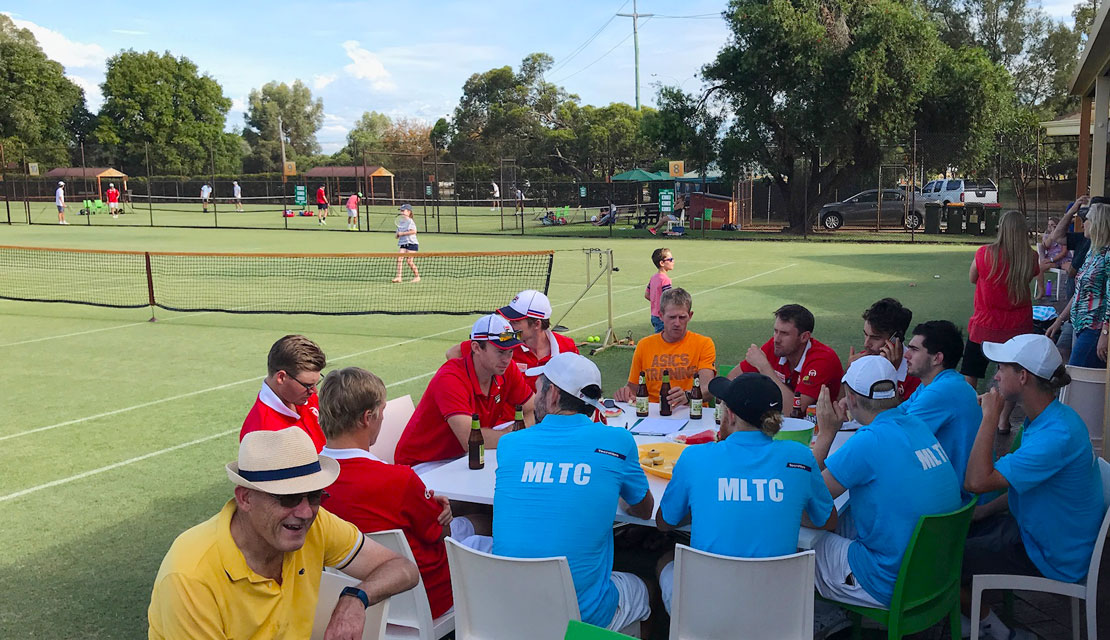 Play Tennis at Mt Lawley Tennis Club