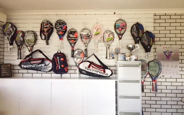 Pro Shop at Mt Lawley Tennis Club