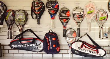 Pro Shop at Mt Lawley Tennis Club