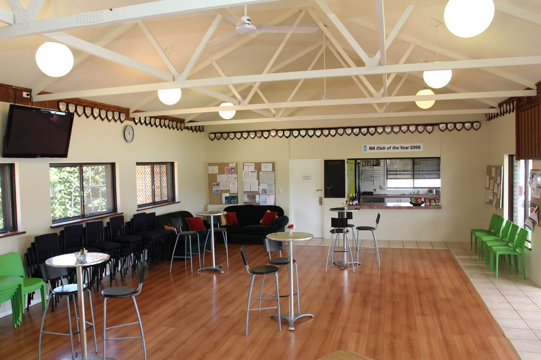 Mt Lawley Tennis Club Venue and Clubrooms