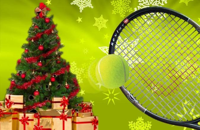 Christmas Tennis
