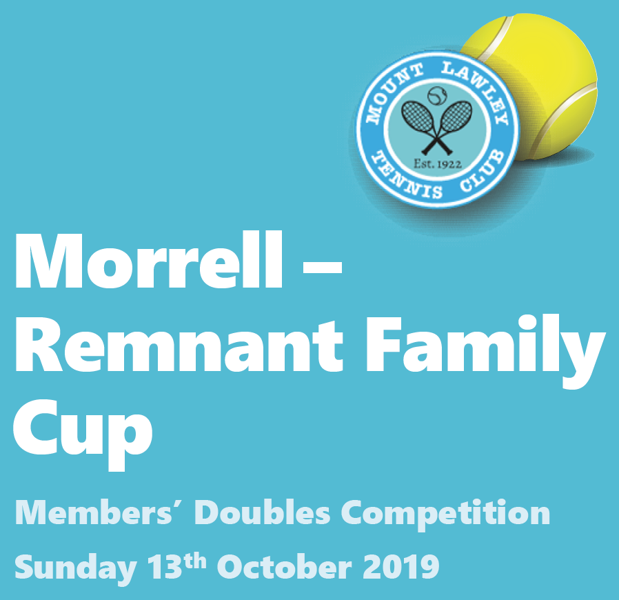 Morrell-Remnant Family Cup