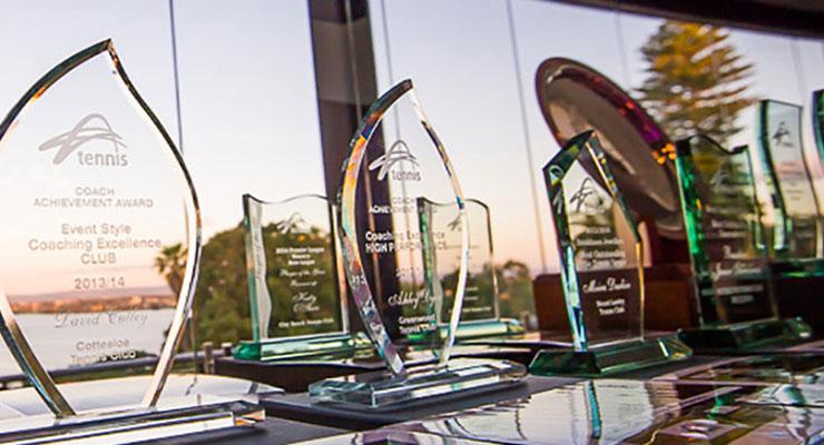 WA Tennis Industry Awards