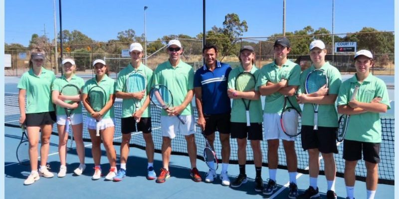 Roger Rasheed Elite Performance Camp 2018 at Mt Lawley Tennis Club