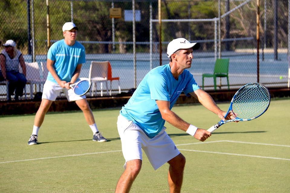 Senior Tennis League at Mt Lawley Tennis Club