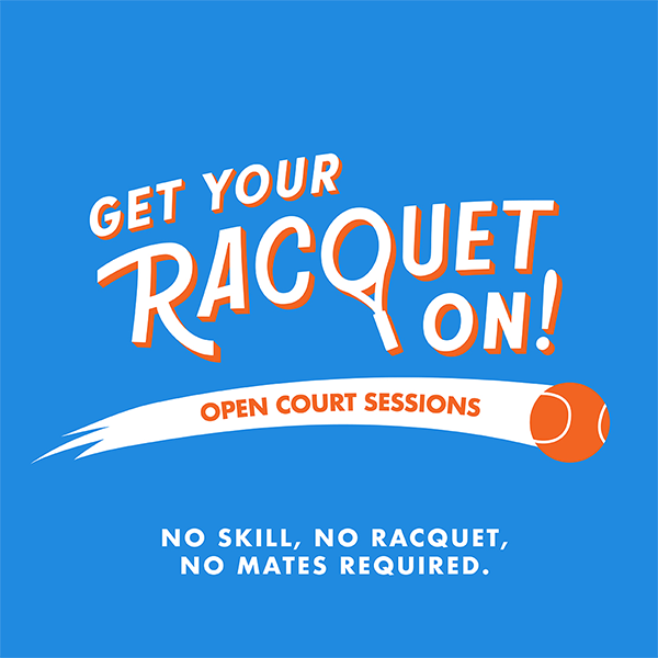 Get Your Racquet On