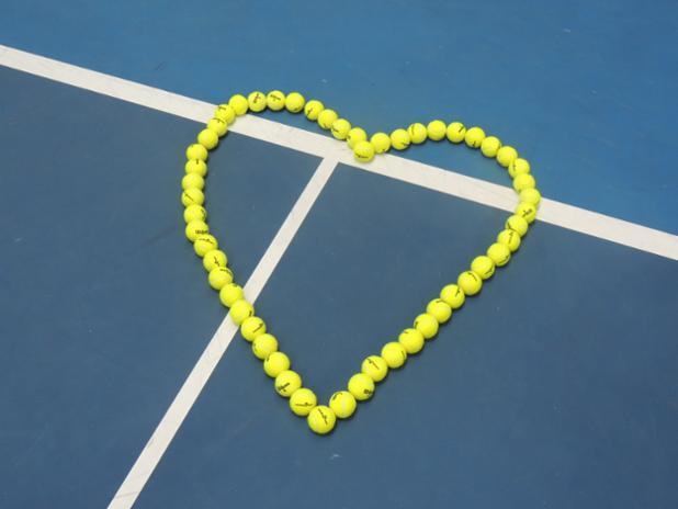 Valentines Day Tennis